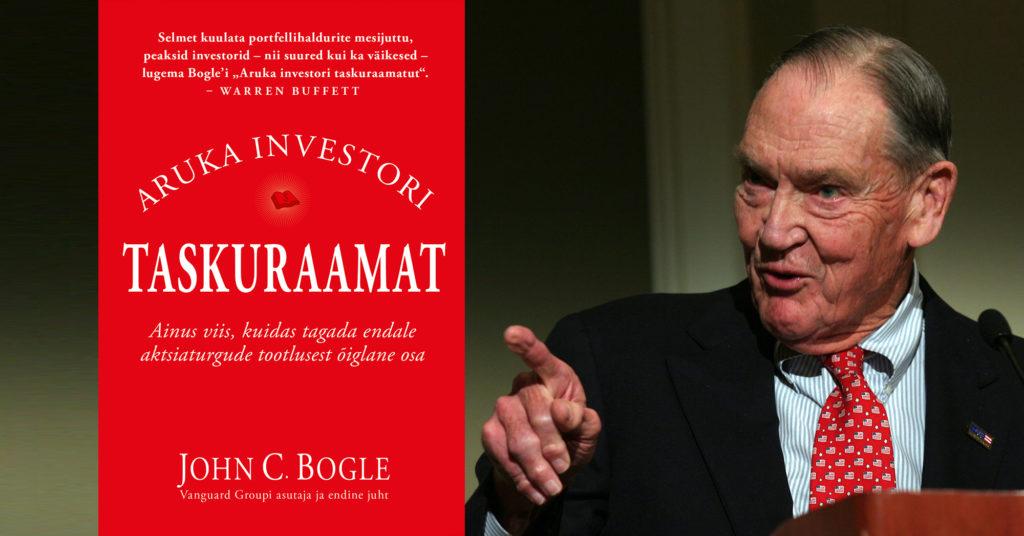 Miks John C. Bogle meie pankade fondijuhtide jutu peale muigaks?