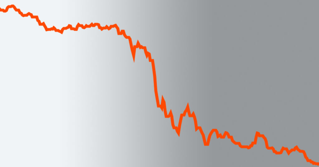 Laura rikkaks: aga kui aktsiahinnad kukuvad?