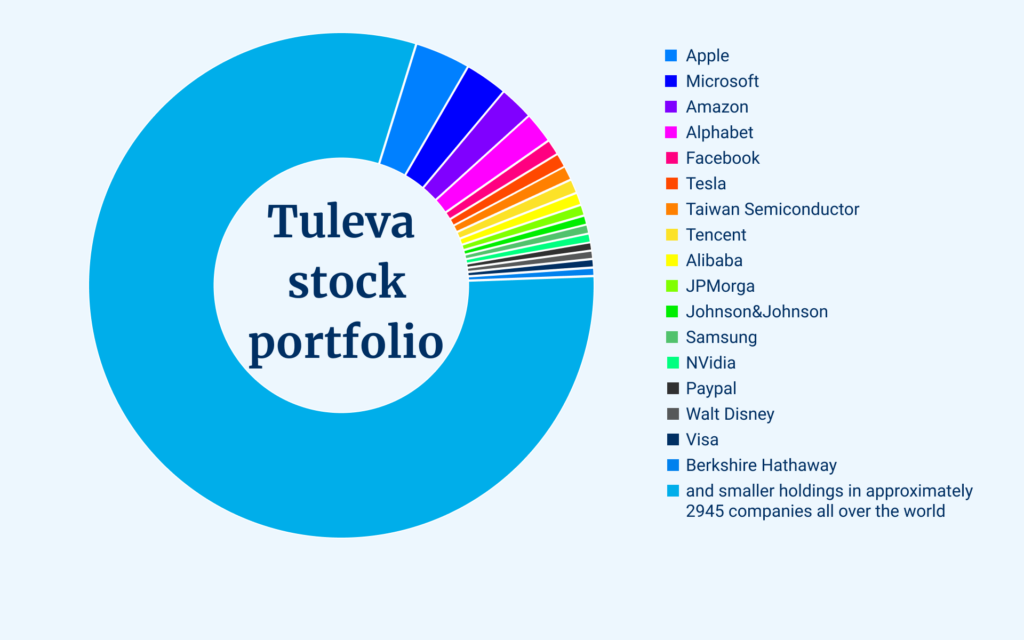Why doesn't Tuleva speculate on market sentiment?